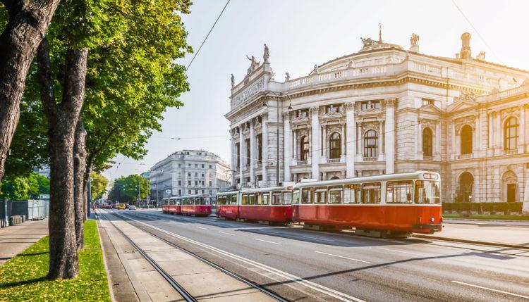 Улица Рингштрассе - достопримечательности Вены