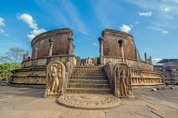 Древний город Полоннарува - что посмотреть на Шри-Ланке