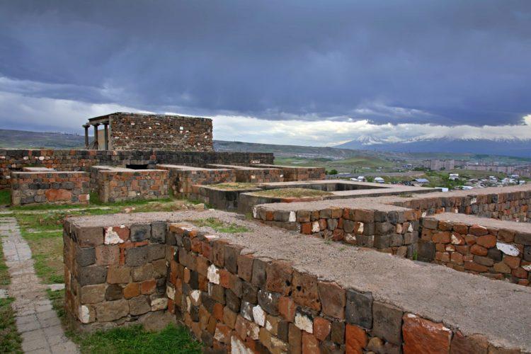 Крепость Эребуни - что посмотреть в Ереване