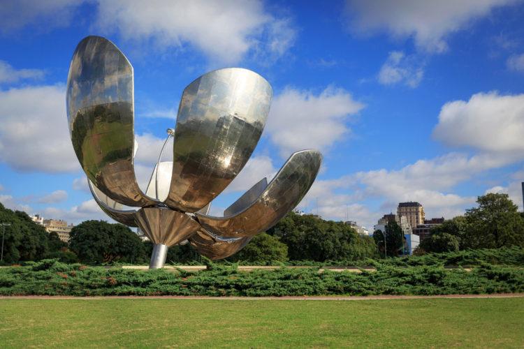 «Флоралис Хенерика» - достопримечательности Буэнос-Айреса