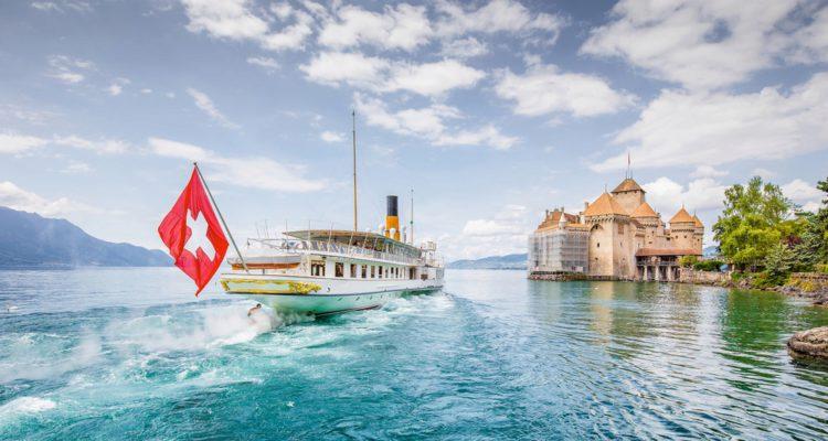 Женевское озеро - достопримечательности Женевы