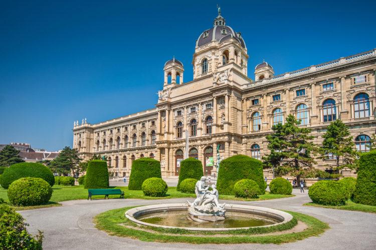 Музей истории искусств и Музей естествознания - достопримечательности Вены