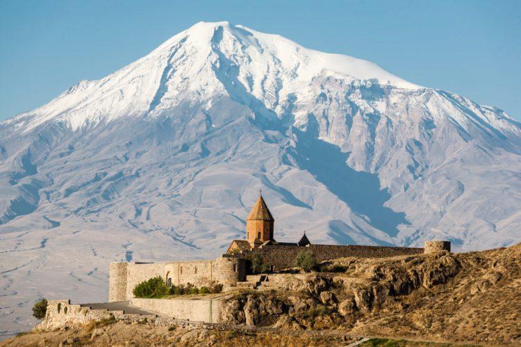 Хор Вирап - что посмотреть в Ереване