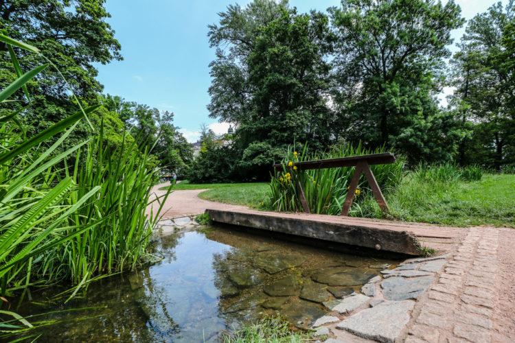 Парк «Лужанки» - Что посмотреть в Брно
