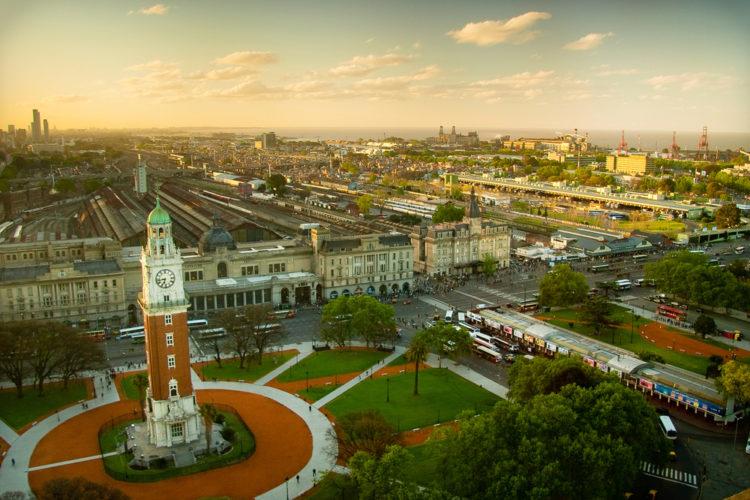 Торре Монументаль - достопримечательности Буэнос-Айреса