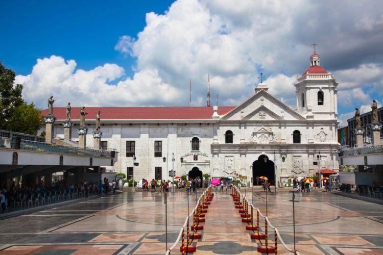 Базилика Санто-Ниньо - достопримечательности Филиппин