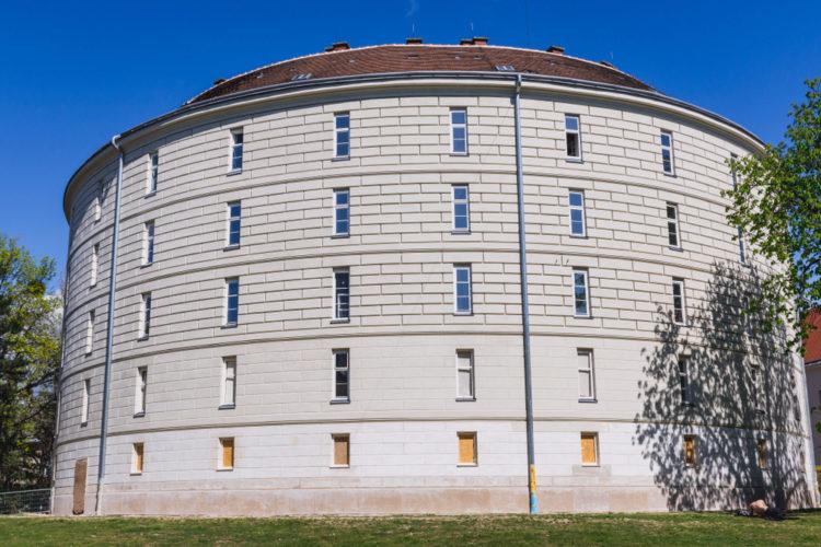 Башня сумасшедших - достопримечательности Вены