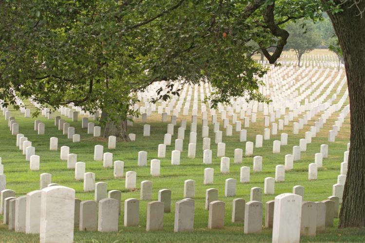Арлингтонское национальное кладбище - достопримечательности Вашингтона