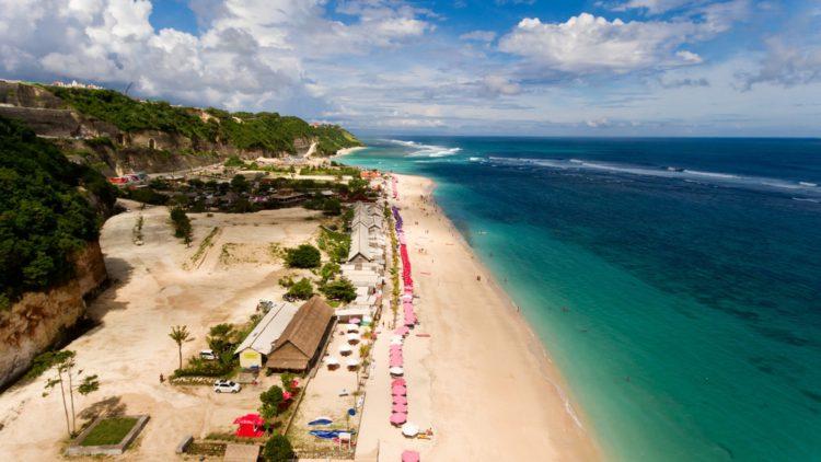 Пляж Пандава - Что посмотреть на Бали