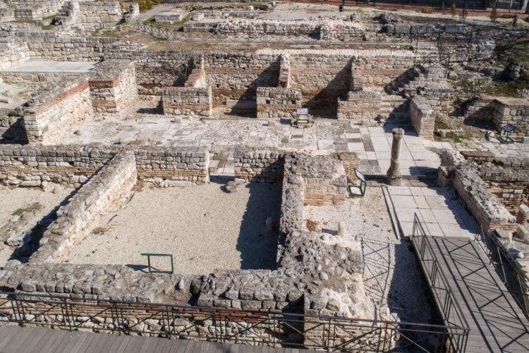 Римские Бани - достопримечательности Варны