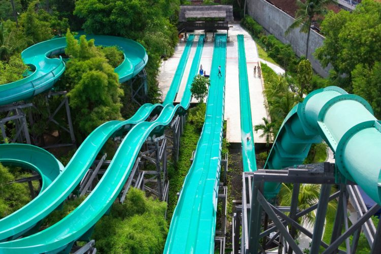 Аквапарк «Waterbom Bali» - достопримечательности Бали