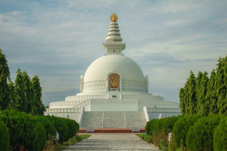 Лумбини - достопримечательности Непала