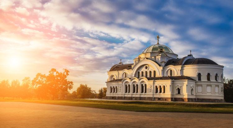 Свято Николаевский гарнизонный собор - достопримечательности Бреста