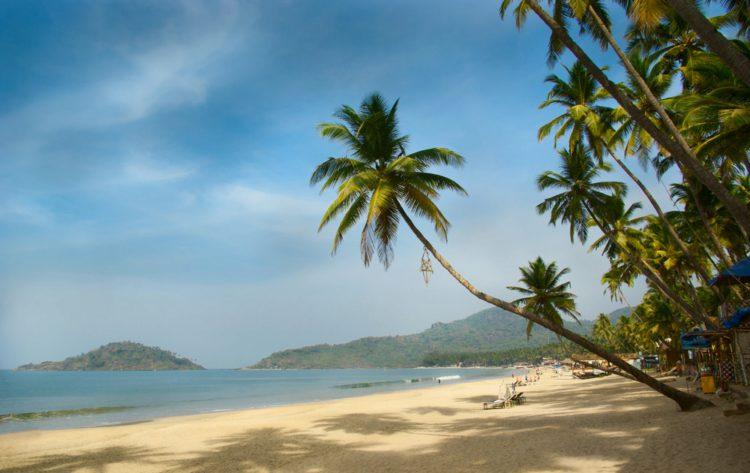 Пляж Палолем - достопримечательности Гоа