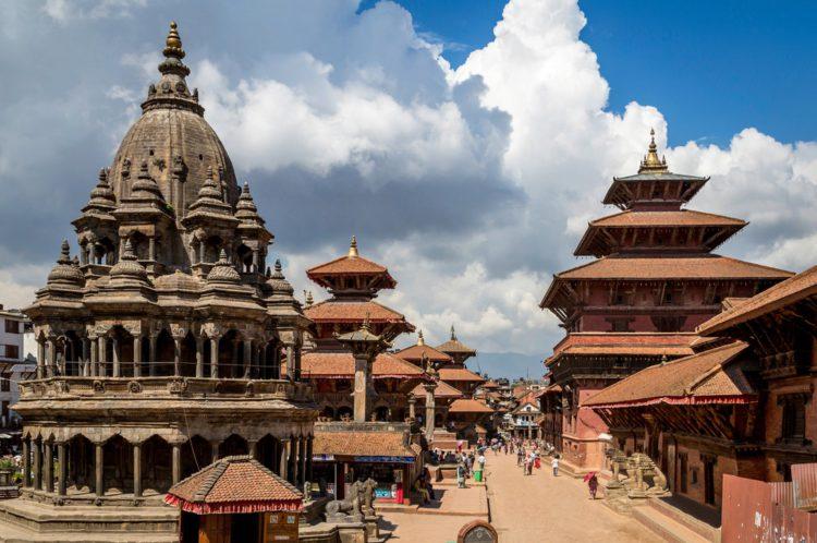 Древний город Патан (Лалитпур) - достопримечательности Непала