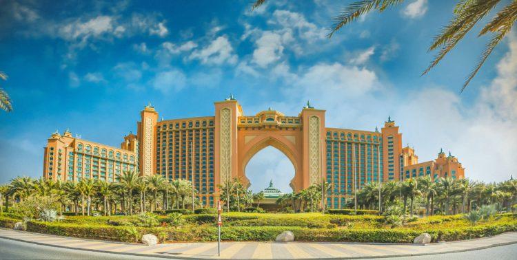 Курортный комплекс «Atlantis The Palm» - достопримечательности Дубая