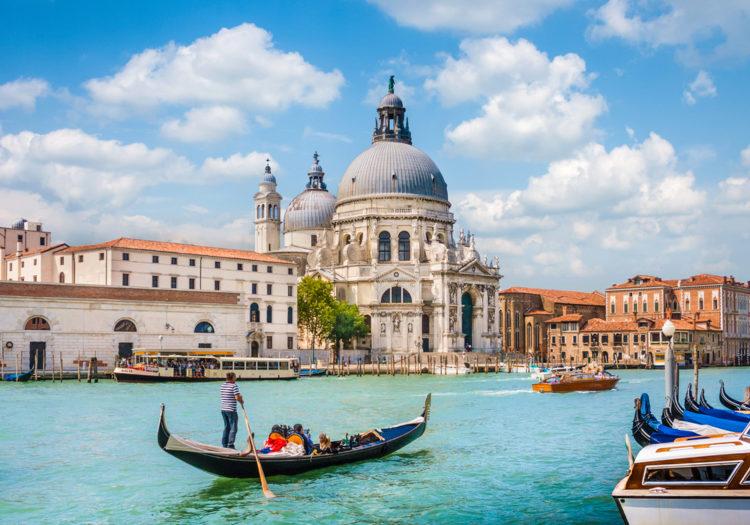 Собор Санта-Мария-делла-Салюте - достопримечательности Венеции