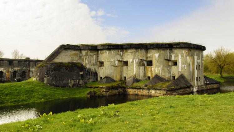 Музей «5-й форт» - достопримечательности Бреста