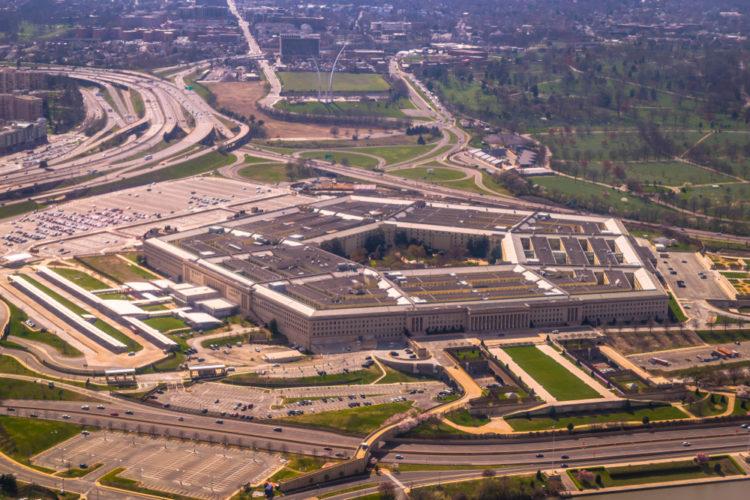 Пентагон - достопримечательности Вашингтона