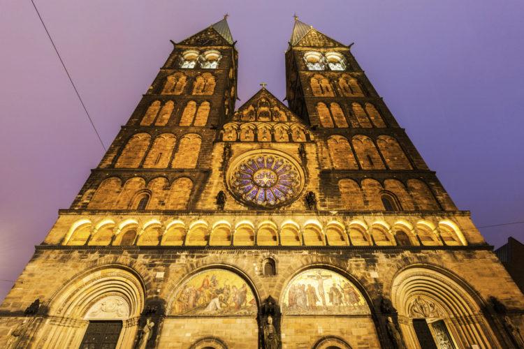 Кафедральный собор Святого Петра - достопримечательности Бремена