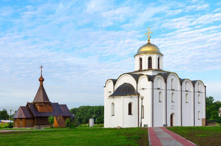 Благовещенская церковь - достопримечательности Витебска