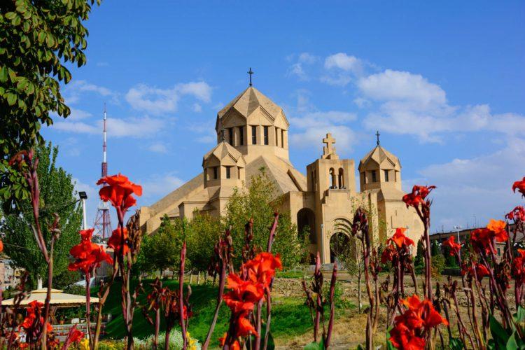 Собор Святого Григория Просветителя - достопримечательности Еревана