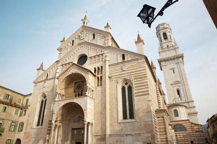 Кафедральный собор Вероны - достопримечательности Вероны
