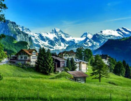 Достопримечательности Швейцарии: Топ-20