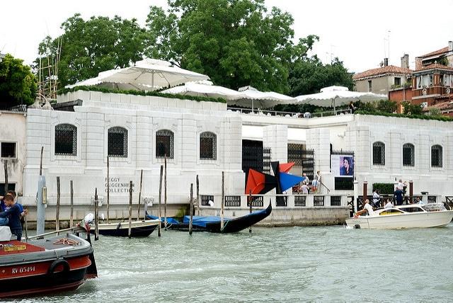 Коллекция Пегги Гуггенхайм - достопримечательности Венеции