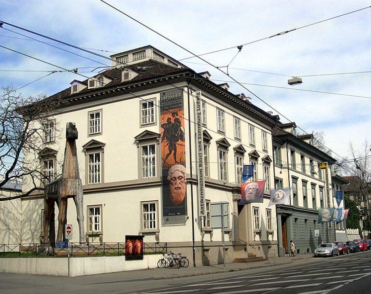 Базельский музей древностей - достопримечательности Базеля