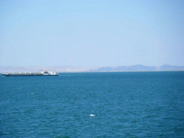 Каспийское море - Что посмотреть в Туркмении