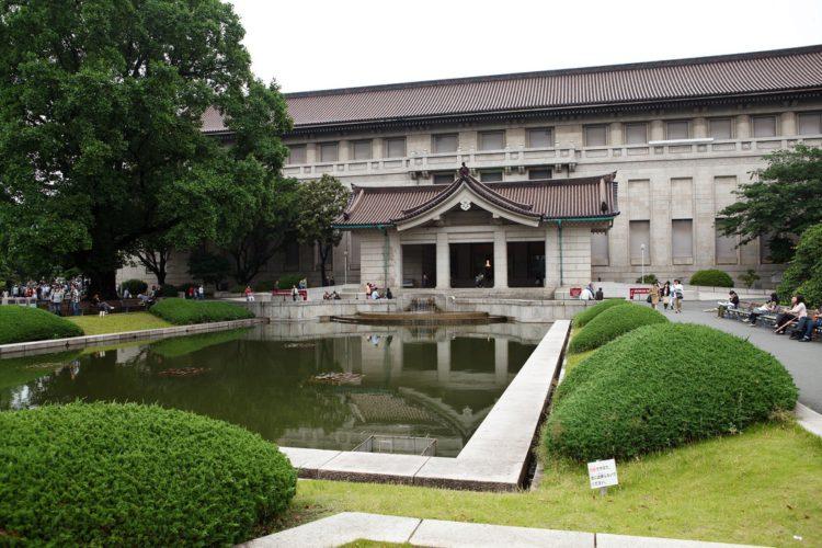 Национальный музей Токио - достопримечательности Токио