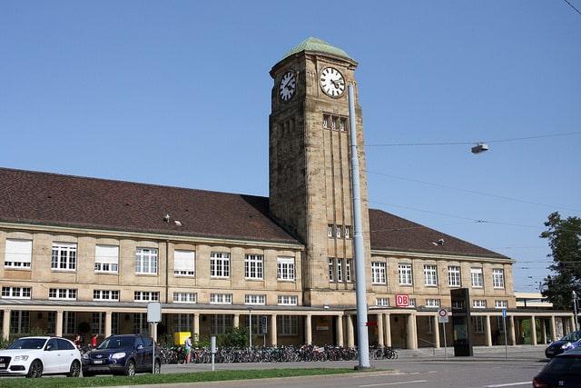 Вокзал Базель-Бадишер-Банхоф - достопримечательности Базеля