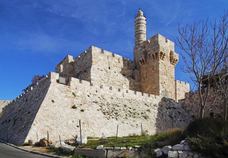 Башня Давида - достопримечательности Иерусалима