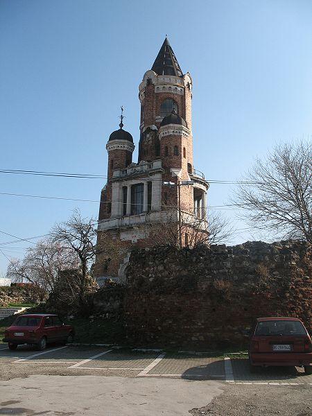 Башня Гардош - достопримечательности Белграда