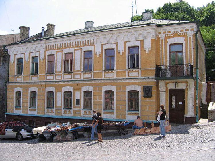 Музей Булгакова - достопримечательности Киева