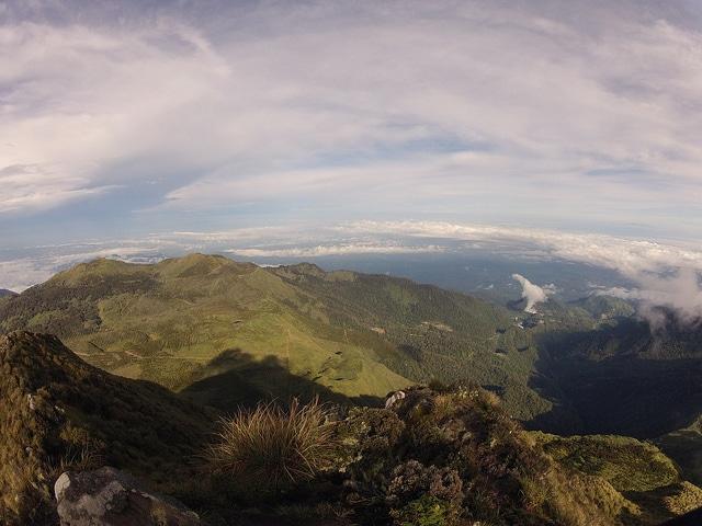 Гора Апо (вулкан) - достопримечательности Филиппин