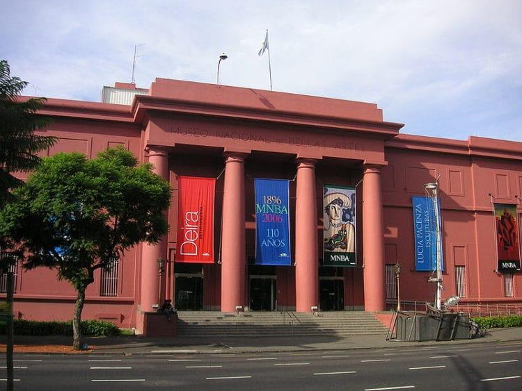 Национальный музей изящных искусств - достопримечательности Буэнос-Айреса
