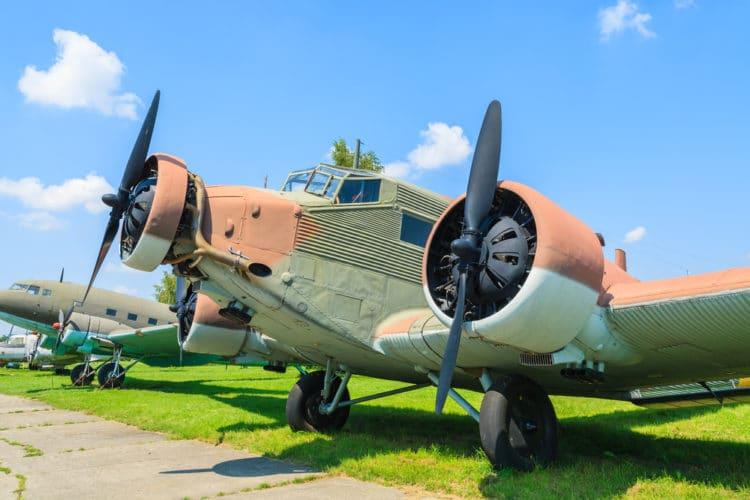 Музей польской авиации - достопримечательности Кракова