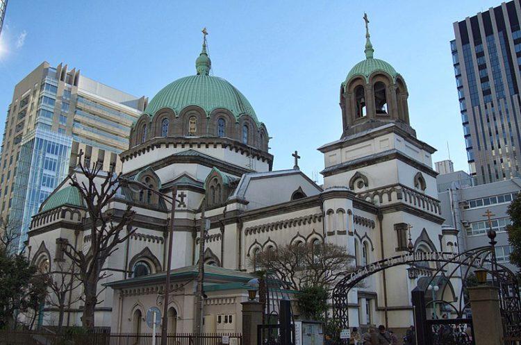 Православный собор «Николай-до» - достопримечательности Токио