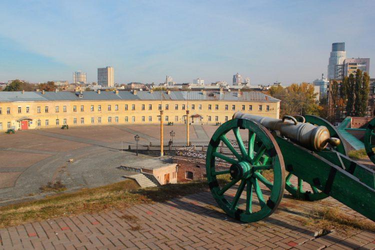 Киевская крепость - достопримечательности Киева