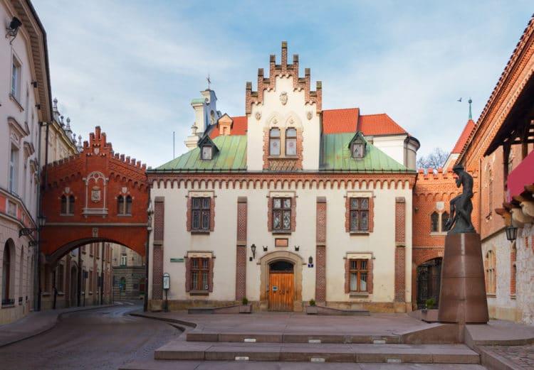 Музей Чарторыйских - достопримечательности Кракова