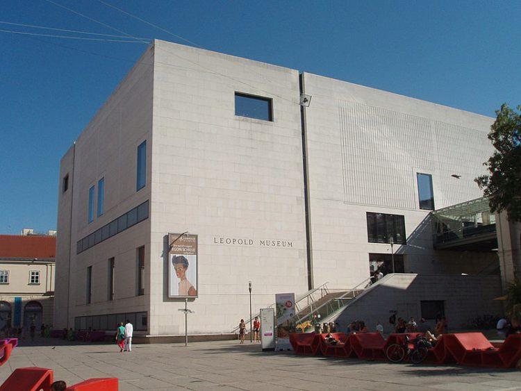 Музей Леопольда - достопримечательности Вены