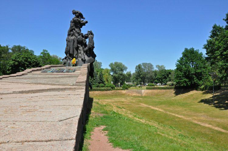 Бабий Яр - что посмотреть в Киеве