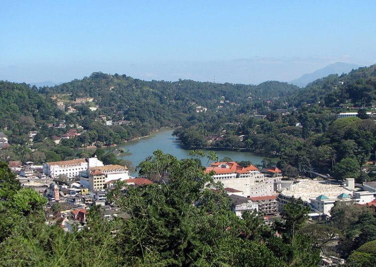 Долина Канди - достопримечательности Шри-Ланки