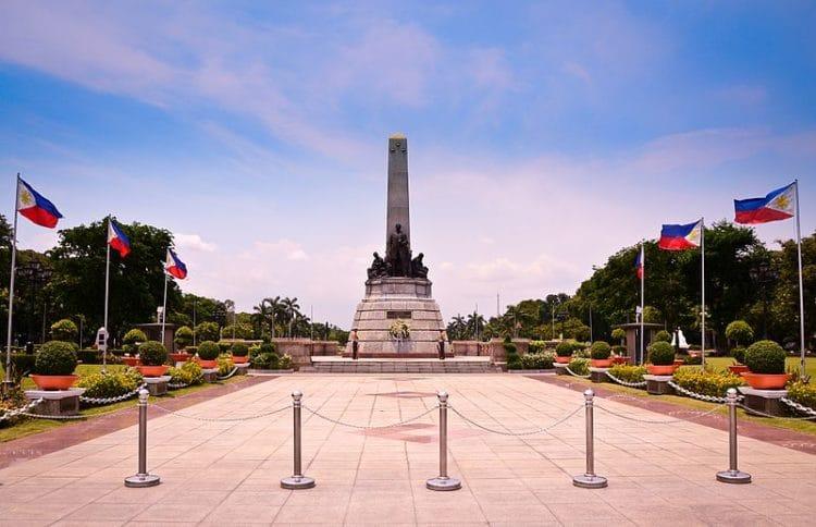 Парк Хосе РисаляДостопримечательности Филиппин