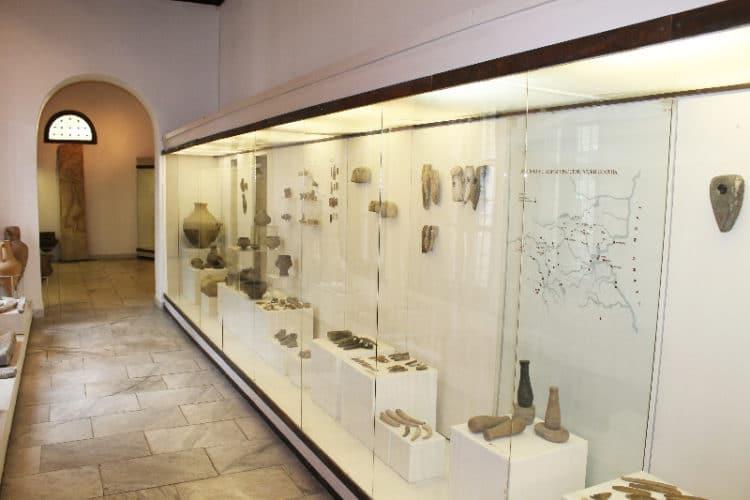 Археологический музей - достопримечательности Бургаса