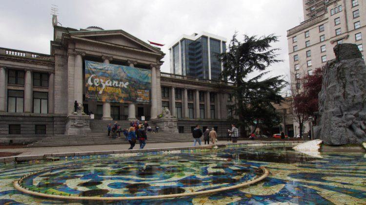Художественная галерея Ванкувера - достопримечательности Ванкувера