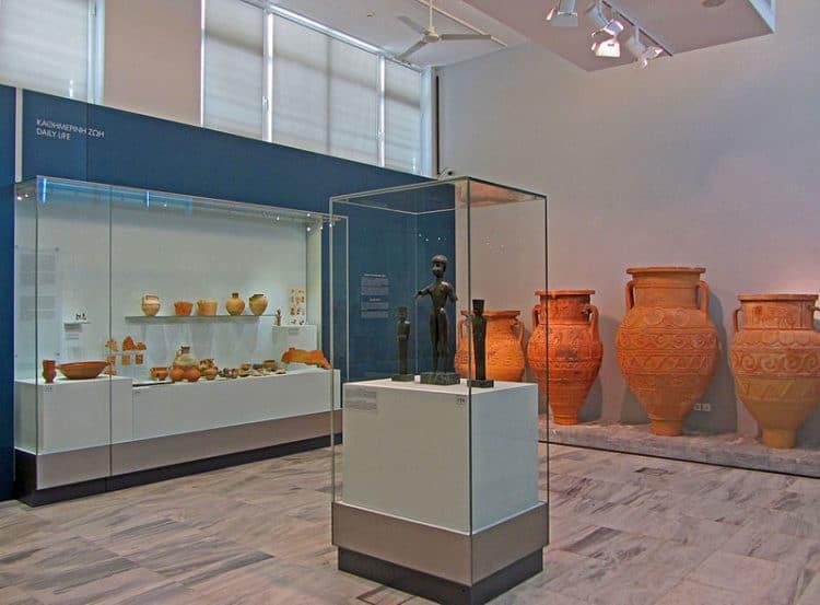 Археологический музей Ираклиона - достопримечательности Крита