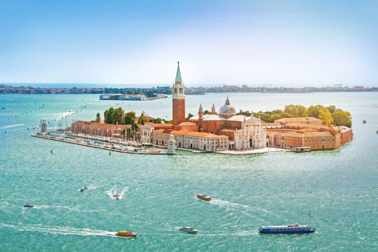 Остров Сан-Джорджо-Маджоре - достопримечательности Венеции